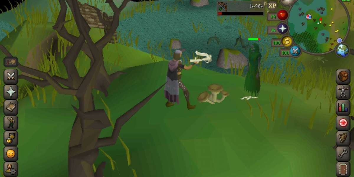I understand I have some improving to RuneScape