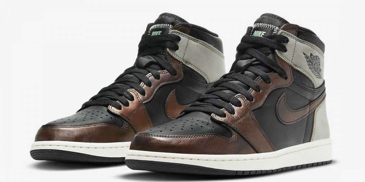 "555088-033 Air Jordan 1 High ""Light Army"" Expecting  Release March 13th"