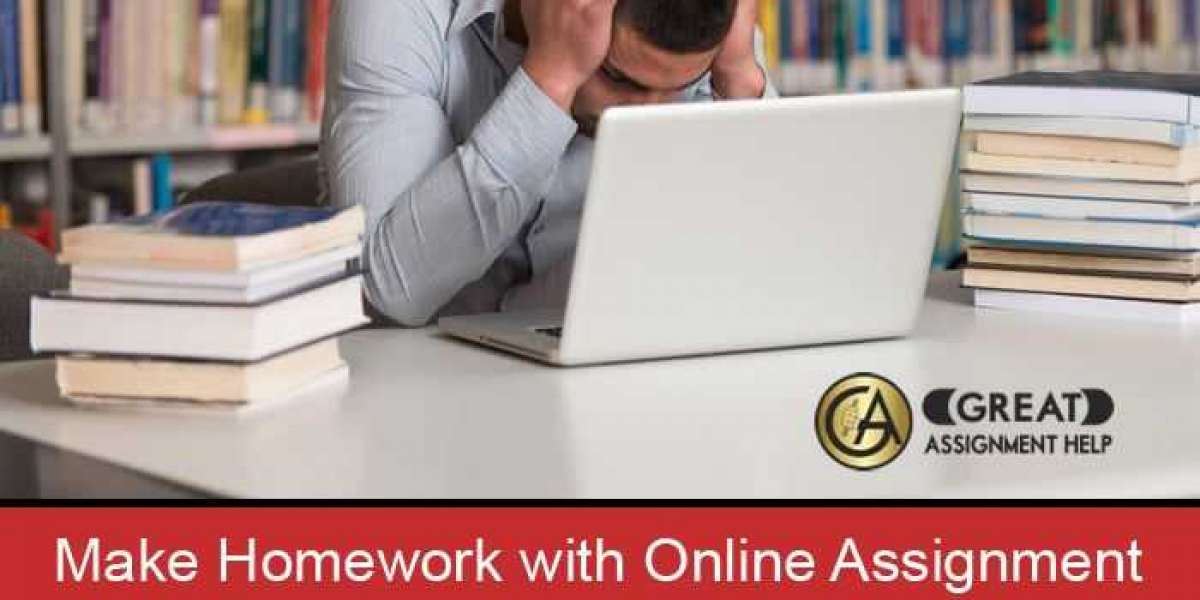Do not overwhelm with homework load and connect with Online Assignment help
