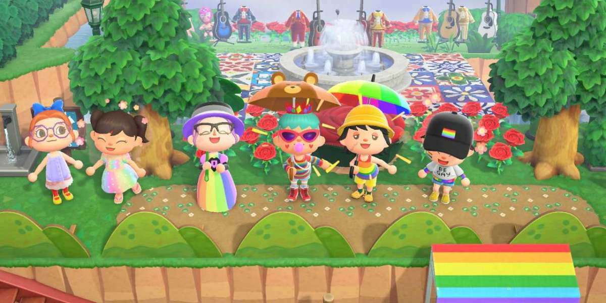 Animal Crossing New Horizons is now available on the Nintendo Switch