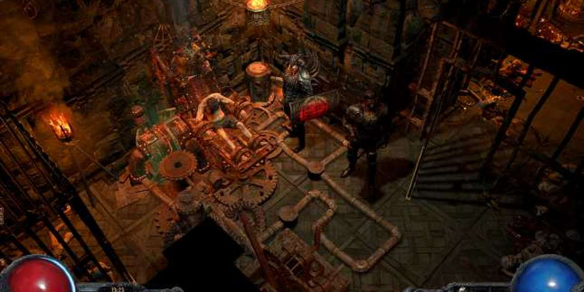 Console players can enjoy Path of Exile Expedition