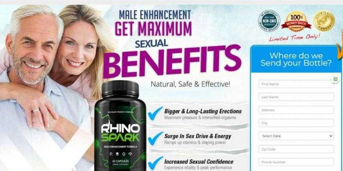 Rhino Spark Pills Review- Benefits of This Natural Premature Ejaculation Controller